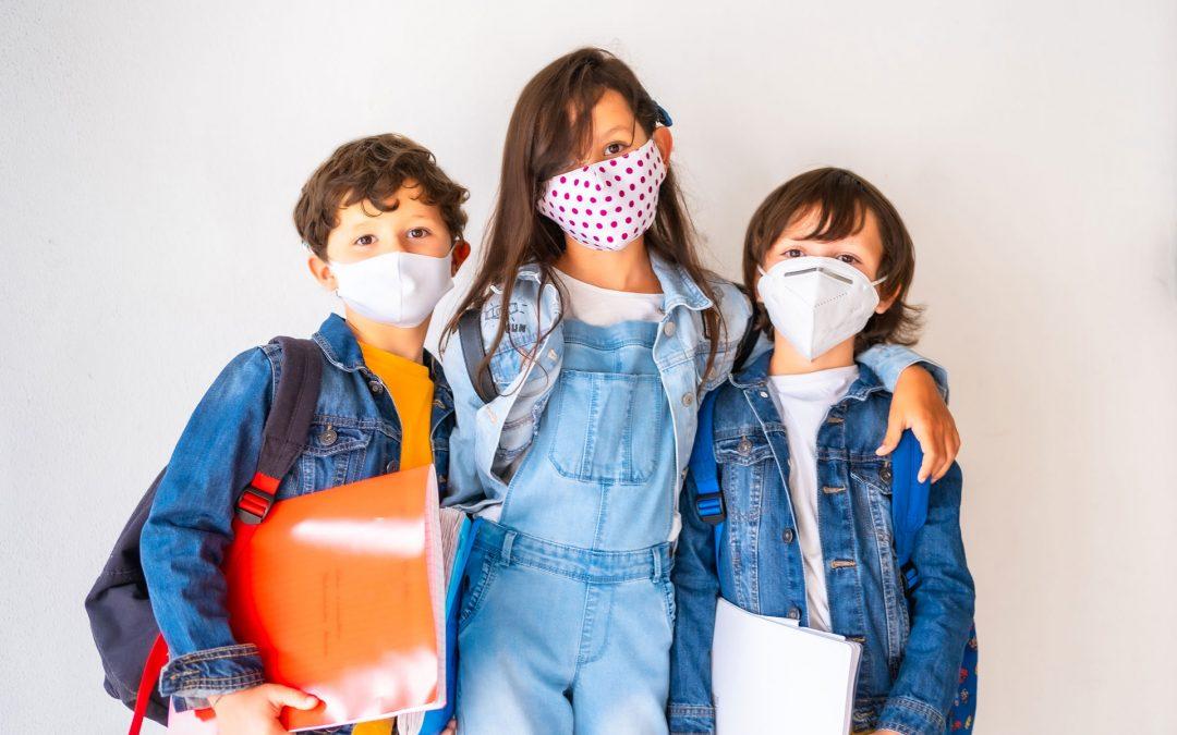 El regreso a clases presenciales: Ayudemos a nuestros hijos a adaptarse